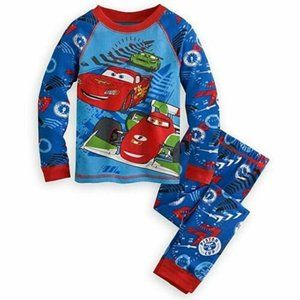 Disney Lightning McQueen 2 PC Long Sleeve …